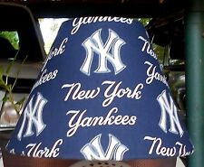New York Yankees Fabric Lampshade MLB Baseball SPORTS Ball Handmade Desk Table
