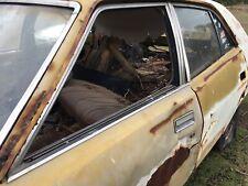 Ford XB Fairmont Window Frame Chrome Mould Trims