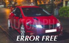 HONDA CIVIC FN2 MK8 LED XENON BRIGHT WHITE SIDELIGHT BULBS UPGRADE ERROR FREE