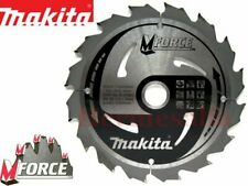 Makita B-07901 Lame de Scie Circulaire Mforce 165x20mm 16 Dents Lame de Scie