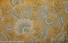 Telas de tapicería color principal azul para costura y mercería