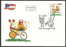 ÖSTERREICH/ Zeichnung MiNr 2492 FDC