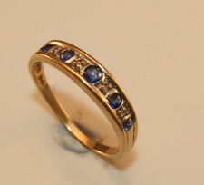 Unbranded Cocktail Sapphire Yellow Gold Fine Rings