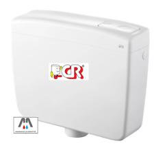 CASSETTA A ZAINO ESTERNA X WC IN PLASTICA DELTA 1 C.R. 9 LITRI