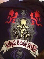 Vintage Insane Clown Posse T-shirt Psychopathic Records I.C.P. Size L Icp