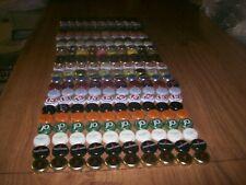 250 BEER CIDER SOFT SODA BOTTLE TOPS CROWN CAP VARIOUS CRAFT BAR TOP TABLE TOP