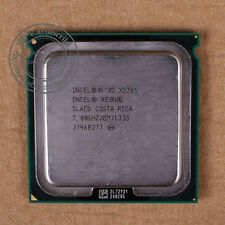 2 PCS Intel Xeon X5365 - 3 GHz Quad-Core (BX80563X5365A) LGA 771 CPU Processor