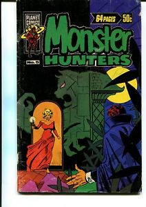 MONSTER HUNTERS #5 GIANT AUSTRALIAN PRINT (MURRY PUBLISHING)