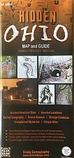 Hidden Ohio Map and Guide, 3rd edition, Jeffrey R. Craig, Hauntings & Oddities