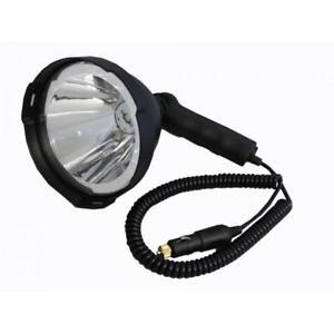 Clulite Trailblaser 4000 Lumen 1000m beam Handheld 12v Lamp Torch & Red Filter