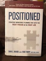 Positioned by Dan L. Ward Hardcover Book (English)Like New  Free Shipping