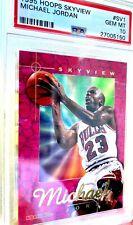 1995 HOOPS SKYVIEW MICHAEL JORDAN #SV1 POP 41 PSA 10