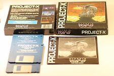 AMIGA 1 MEG GAME PROJECT X  BY TEAM17 1993  RARE (REVISED EDITION )