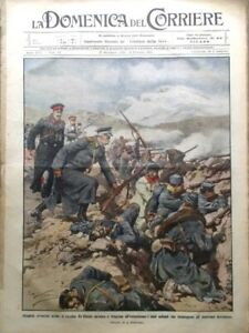 2 Riviste Domenica del Corriere 52 del 1914 WW1 - Tribuna Illustrata 24 del 1938