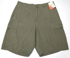 NWT $88 Tommy Bahama Moss Green Cargo Shorts Mens Size 30 32 33 Key Grip NEW