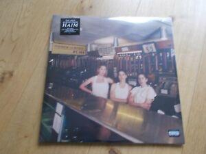 HAIM - WOMEN IN MUSIC PT. III LTD  EDT YELLOW VINYL 2 x LP - BRAND NEW, SEALED