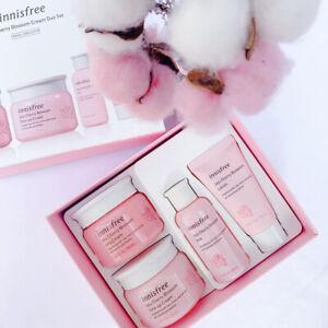 [INNISFREE]Jeju Cherry Blossom Cream Duo Set -KBEAUTY Brighting -Nourishing skin