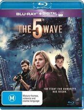 The 5th Wave (uv) B Region Blu Ray