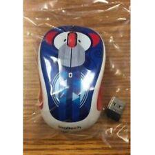 Logitech M325c (Monkey) Wireless USB Optical Scroll Mouse w/Nano UNIFY Receiver