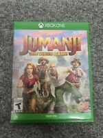Jumanji The Video Game Microsoft Xbox One 2019 TESTED Movie 1 2 THE ROCK XB1