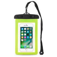 Smartphone Tasche bis 6 Zoll Handy Case Cover Wasserdicht Schutzhülle Grün