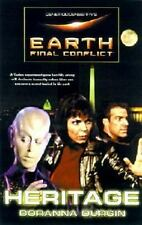 Gene Roddenberry's Earth: Final Conflict--Heritage, Durgin, Doranna