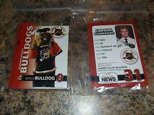 2016-17 ALBERNI VALLEY BULLDOGS BCHL 20 CARD TEAM SET LIMITED