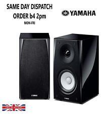 Yamaha NS-BP182 Compact Bookshelf Speakers (Pair) Gloss Black