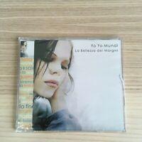 Yo Yo Mundi - La Bellezza dei Margini - CD EP 4 tracce PROMO -Sigillato De André