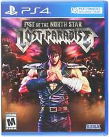 Fist of the North Star: Lost Paradise [Sony PlayStation 4 PS4 Action RPG] NEW