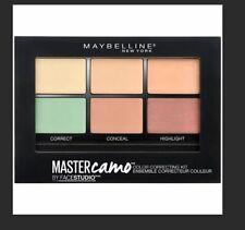 MAYBELLINE MASTER CAMO PALETTE CORRECTING CONCEALER 01 LIGHT NEUF