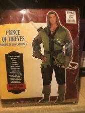 Robin Hood Costume Adult Plus size