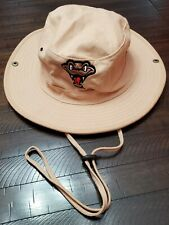 SGA Wisconsin Timber Rattlers Safari Hat Adult One Size Tan