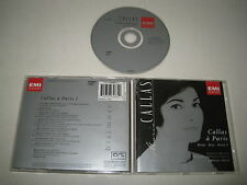 MARIA CALLAS/CALLAS A PARIS ARIAS I(EMI/7243 5 66466 2 9)CD ALBUM