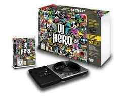 DJ HERO incl. TURNTABLE-Contr. (ps3) IN SCATOLA ORIGINALE COMPLETO