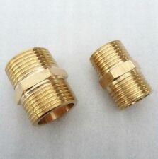"1 1/4""Brass Fittings Brass Hex Nipple"
