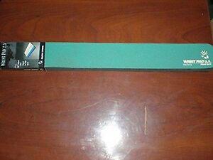 Green PC Keyboard Wrist Support Pad Cushion Comfort Hands Fast USA Shipping