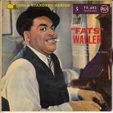 45 T EP FATS WALLER *HONEYSUCKLE ROSE*