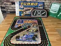 Turbo - The Family version of the Arcade Game - MB Games Complete Set