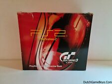 Sony Playstation 2 Fat Black - GT3 Racing Pack - Boxed