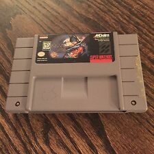 Batman Forever Super Nintendo SNES Game Cart Tested & Works Fine SN1