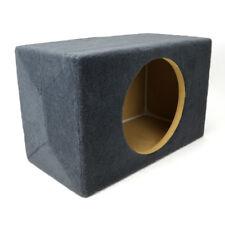 "SEALED BOX ¾"" MDF SUB ENCLOSURE FOR JL AUDIO 10-INCH W3v3 (10W3v3) CAR SUBWOOFER"