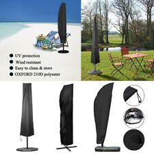 Schutzhülle Abdeckhaube für Ampelschirm Sonnenschirm Wasserdicht Stoff Oxford