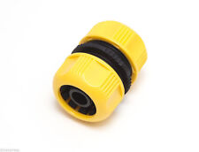 NEU gelb Gartenschlauch - Schlauchtülle kompressionsverschraubung Werkzeugen 12