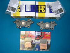 AP Lockheed Twin Pot Calipers CP2696-38E0 With EPFA16HH Brake Pads. New*