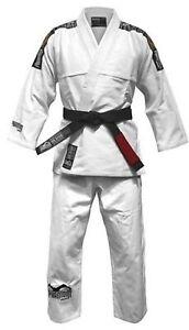 """BJJ Anzug """"Tactic"""" - weiß von PHANTOM MMA - Restposten - Stark reduziert!"""