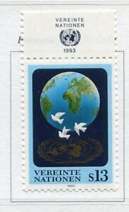 19393) United Nations (Viena) 1993 MNH Definitive + Lab