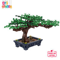 Bonsai Tree MOC-62184 Building Blocks Toys Set for Decoration Living Room