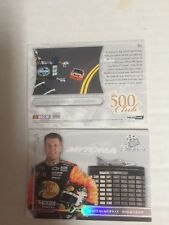 2011 Premium Racing #53 Daytona 500 Champ Jamie McMurray Base Card