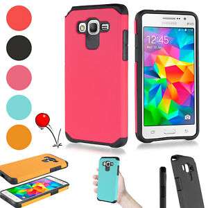 Hybrid Cases for Samsung Galaxy Grand Prime for sale | eBay